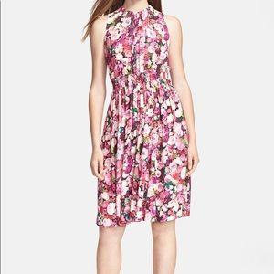 Kate spade rose print dress